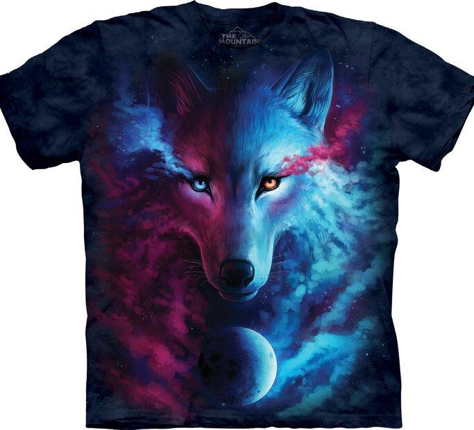 Tričko Nebeský vlk - detské