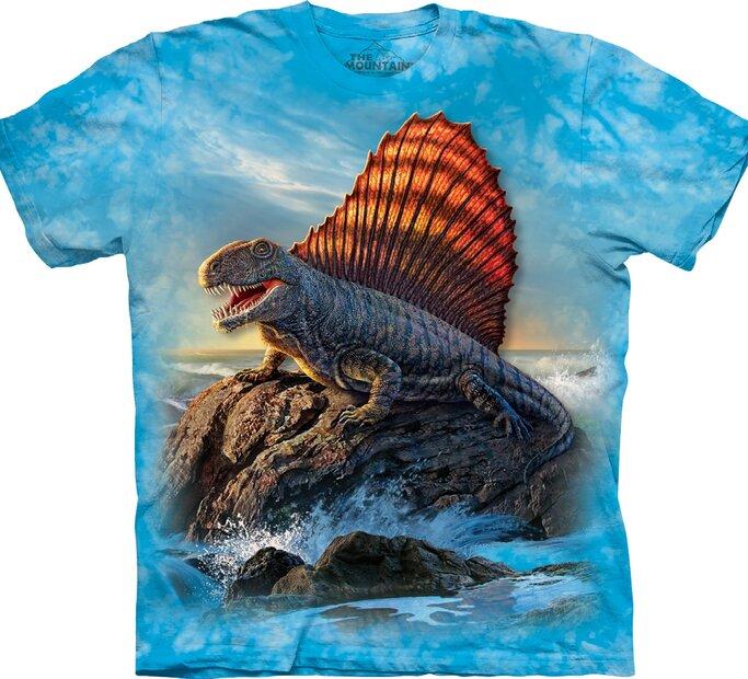 Tričko Kouzelný plaz - dětské