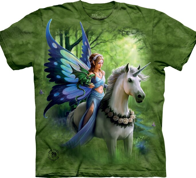 T-shirt Fairy and Unicorn Child