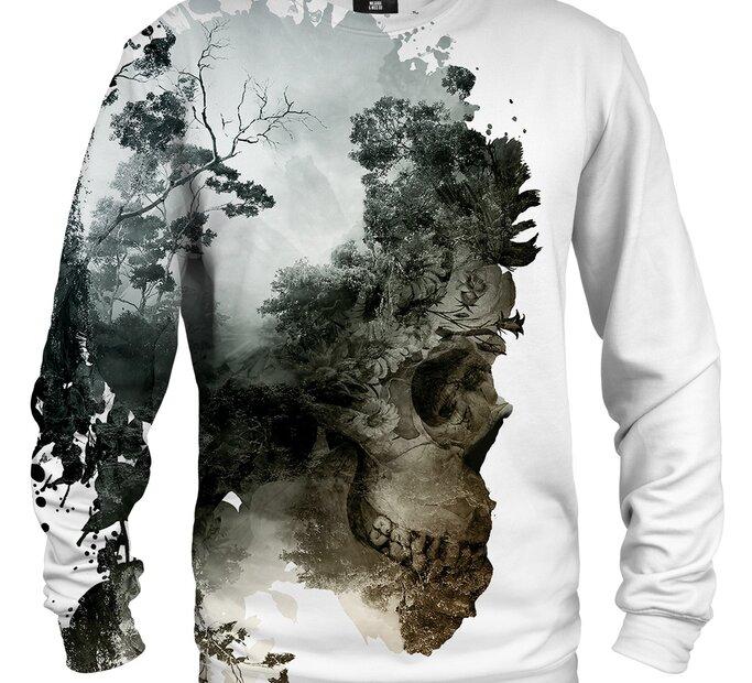 Sweatshirt Dying Nature