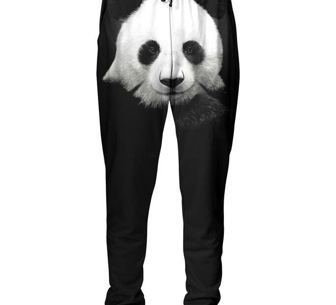 Unikátne tepláky aladinky Panda