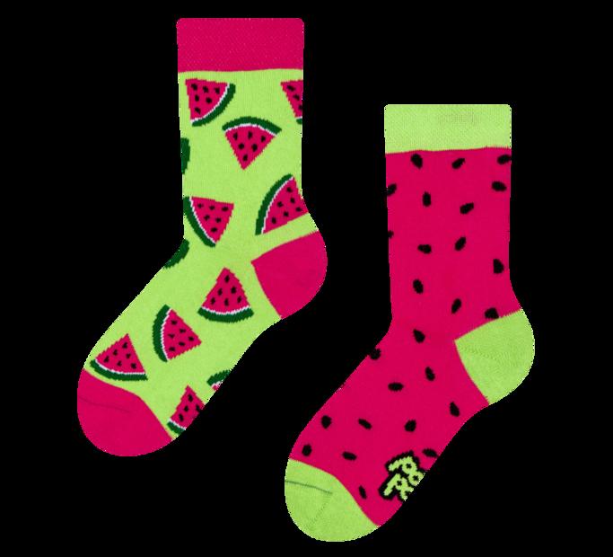 Good Mood Kids Socks Watermelon