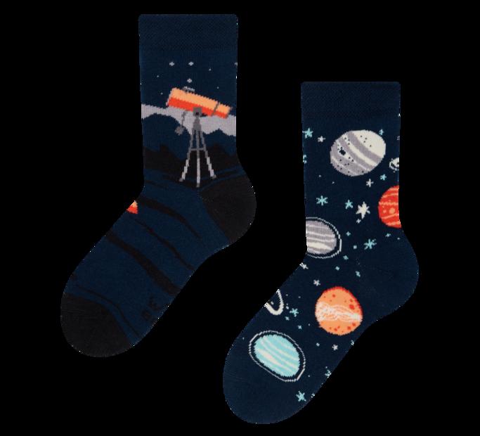 Good Mood Kids Socks Cosmos