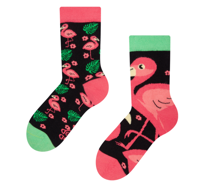 Good Mood Kids Socks Flamingo