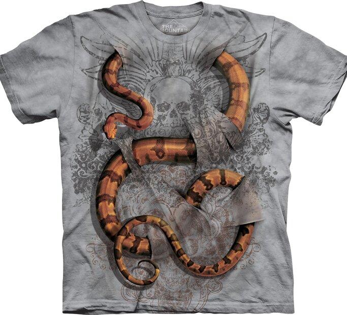 T-Shirt Königsschlange