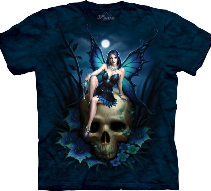 Tričko Víla smrti