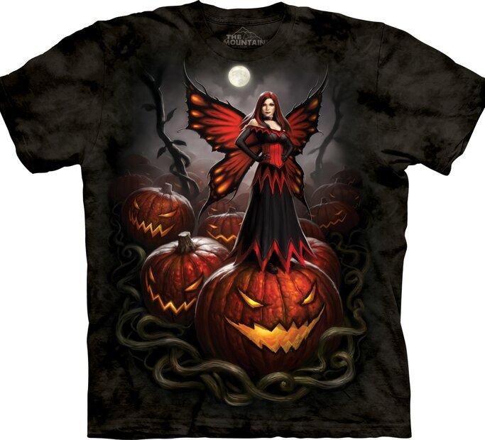 Tričko Královna Halloweenu