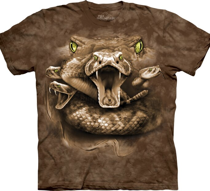 T-Shirt Schlangenaugen