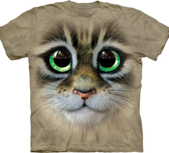 Tričko Okaté mačiatko