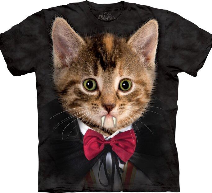 T-Shirt Vampire Kätzchen