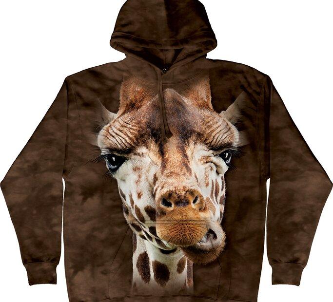 Giraffe Face Adult