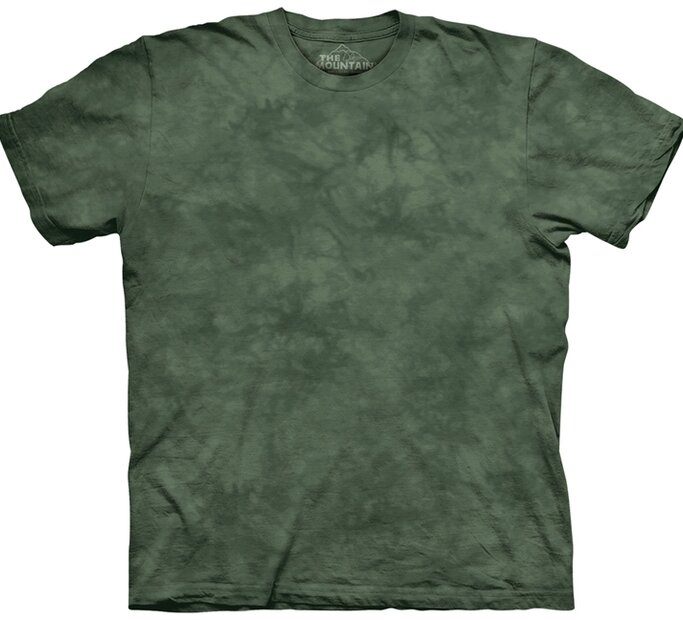Tričko vo farbe ihličnanov