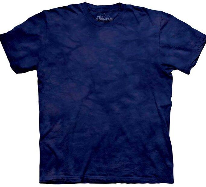 Kék árnyalatai póló
