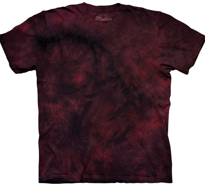 Red Rich Mottled Dye