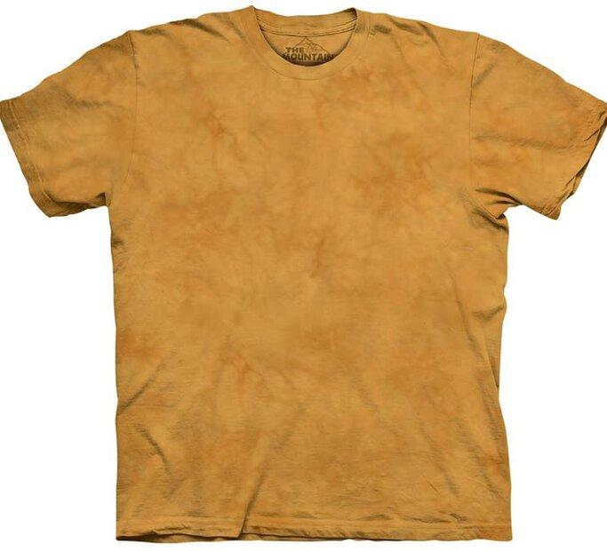 Yellow Gourd Mottled Dye