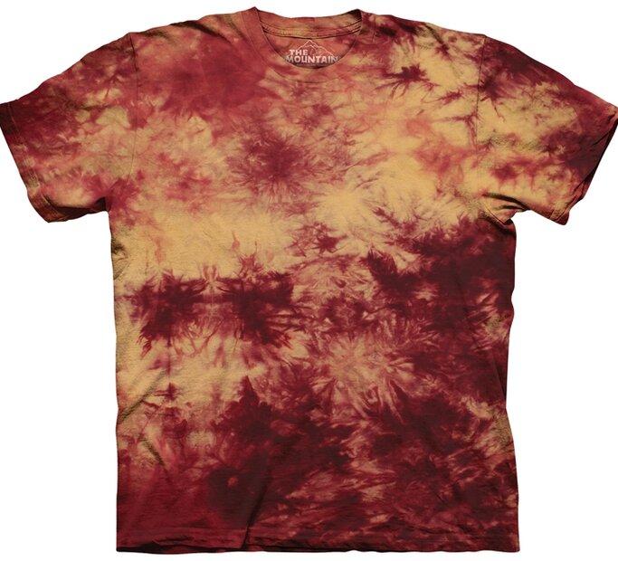 Gold Crimson Bi Dye