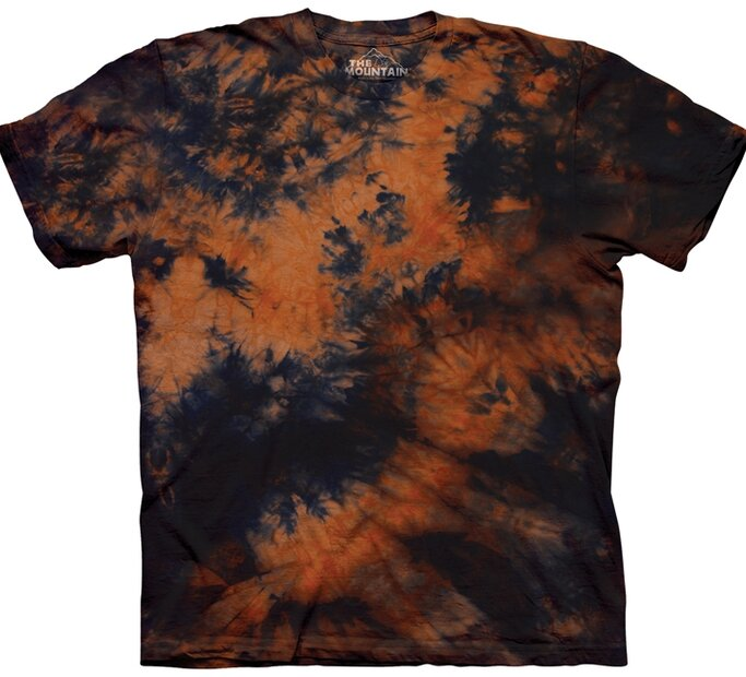 Orange Blue Bi Dye