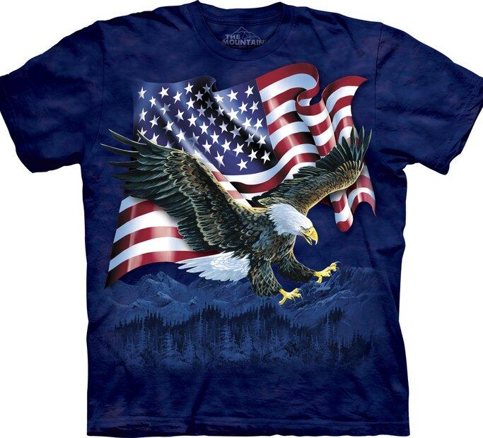 Eagle Talon Flag Adult