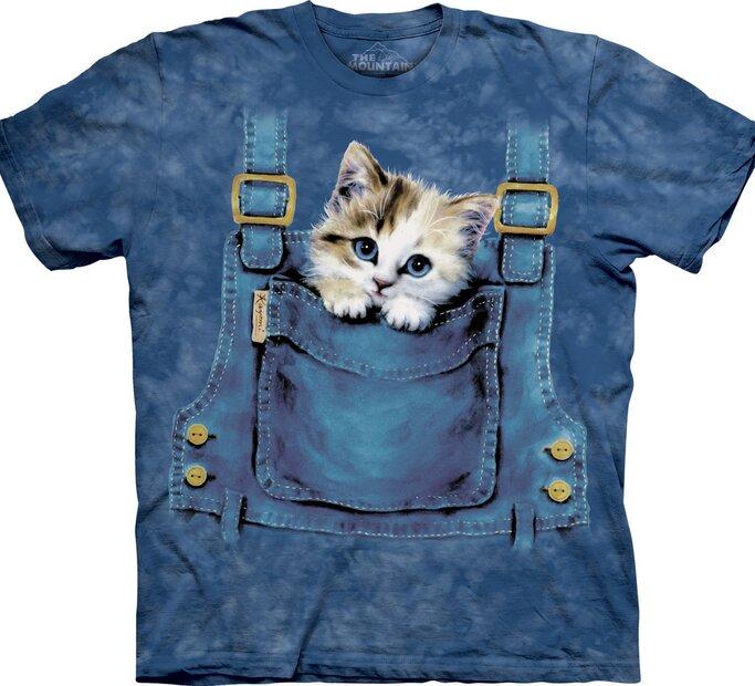 Kitty Overalls Adult