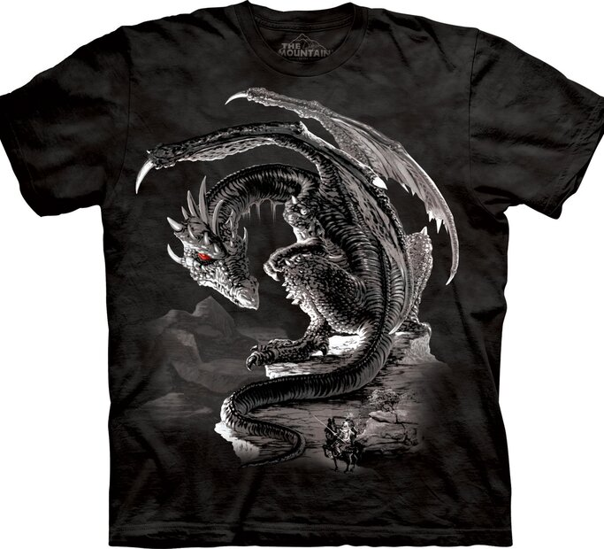 Tričko Temný drak