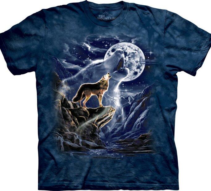 T-Shirt Wolfsseele