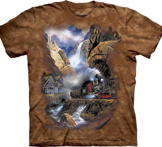 Tričko Cesta do Pandory