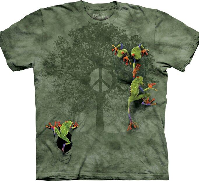 Peace Tree Frog Adult