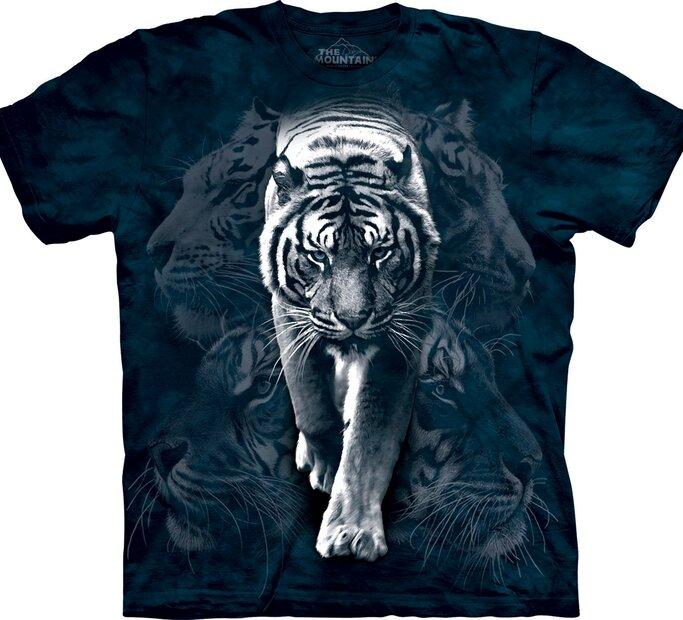 Tina a tigrishölgy póló
