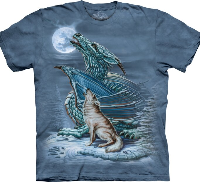 Dragon Wolf Moon Adult