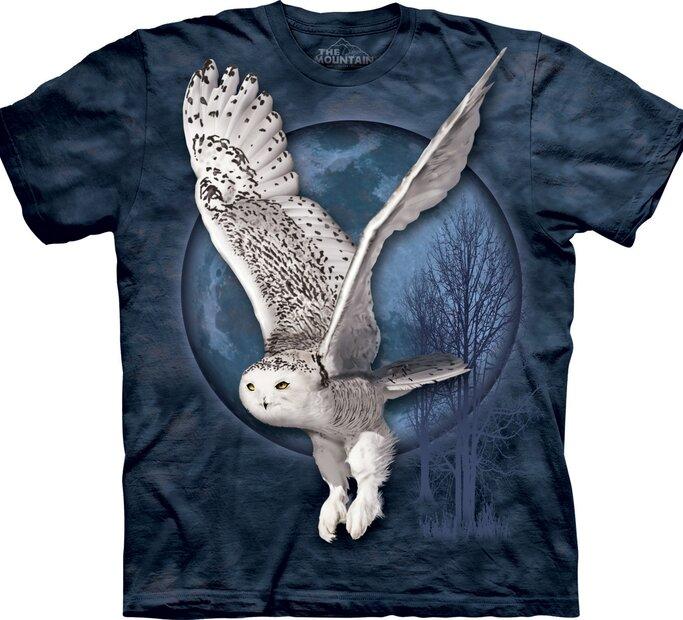 Snow Owl Moon Adult