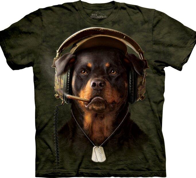 T-Shirt DJ Sarge