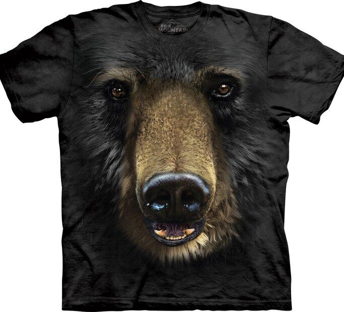 Tričko Grizzly medvěd