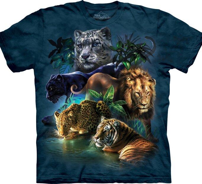 Big Jungle Cats Adult