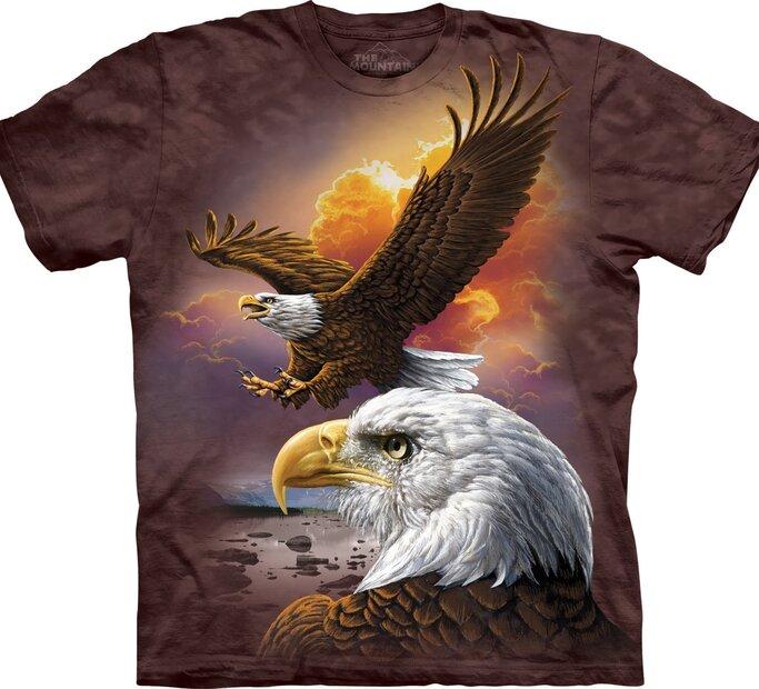 Eagle & Clouds Adult