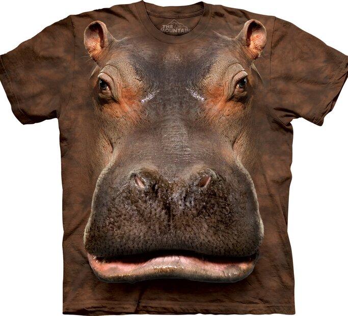 Tričko Pohodový hrošík