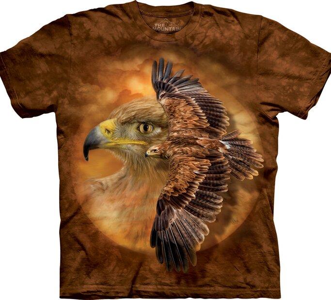T-Shirt Sehkraft der Adler