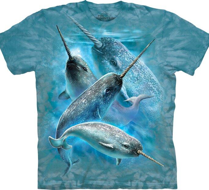 T-Shirt Narval und seine Freunde