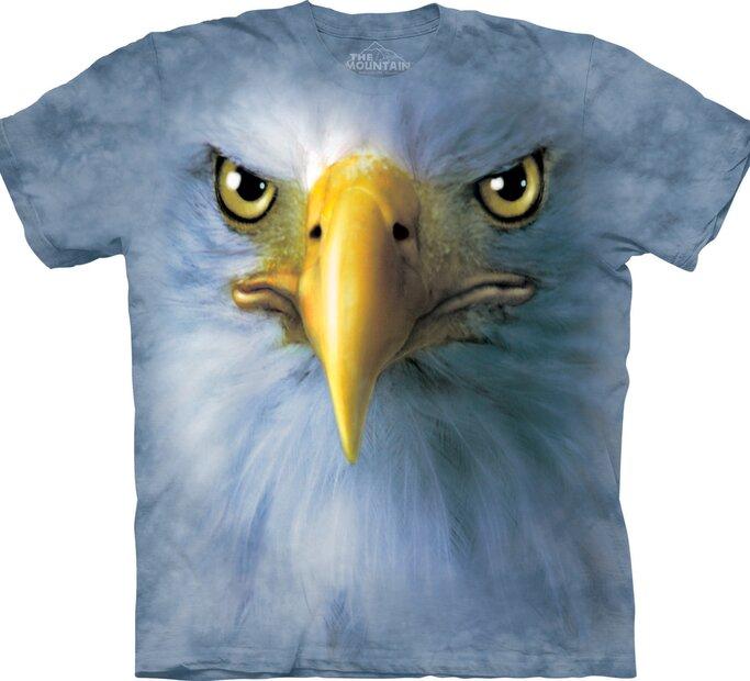 Tričko Obličej orla