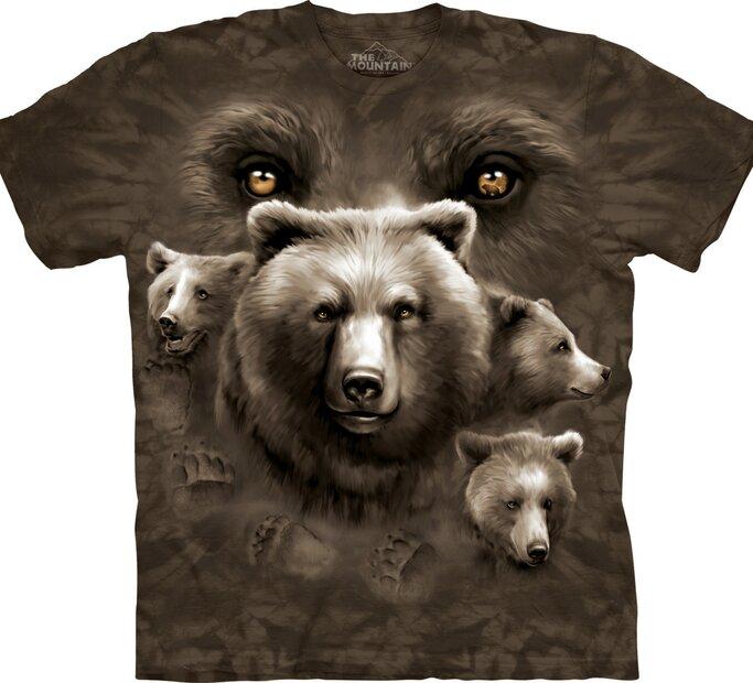 Bear Eyes Adult
