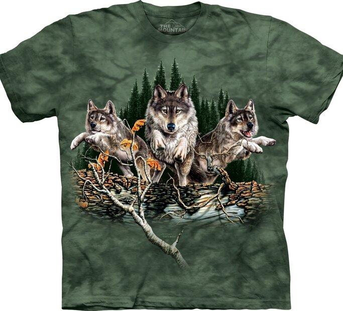 Find 12 Wolves Adult