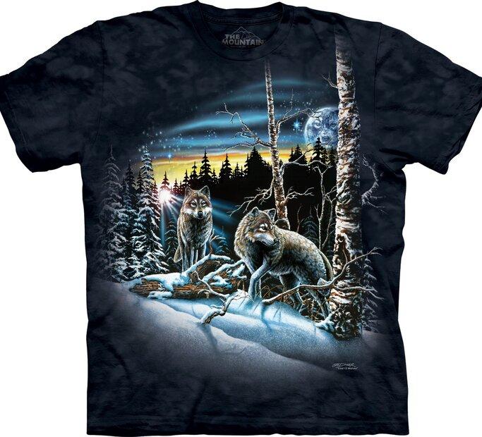 Tričko Nájdi 13 vlkov