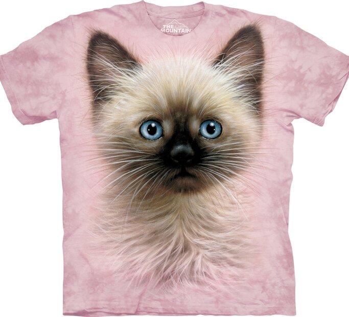 T-Shirt Nette Baby Kätzchen