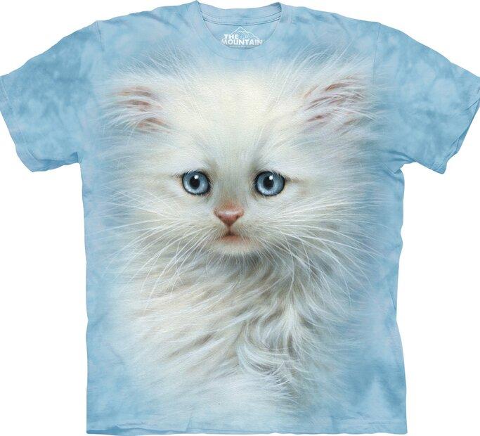 Tričko Huňaté kotě