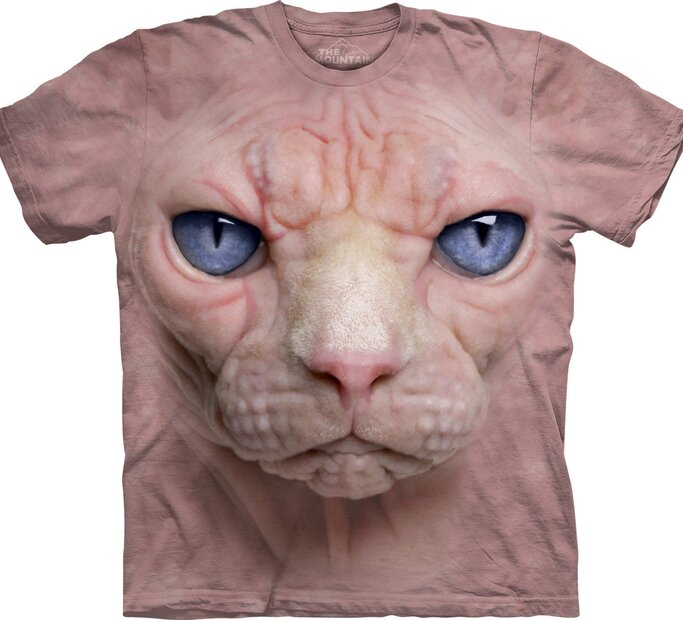 Hairless Pussycat Face Adult