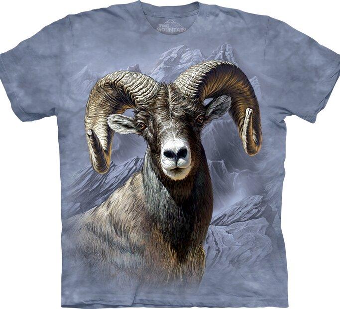 T-shirt Moufflon