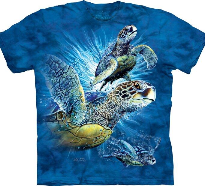 Find 9 Sea Turtles Adult