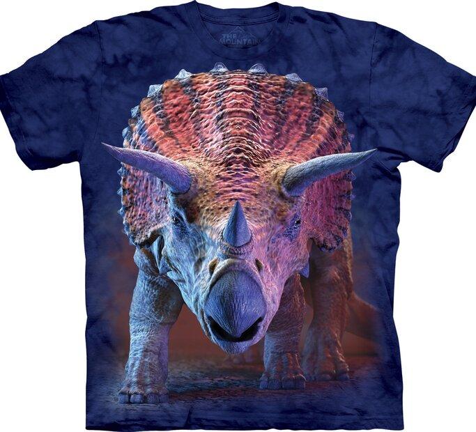 Tričko Triceratops