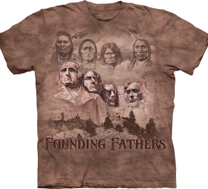 T-Shirt Gründerväter der Vereinigten Staaten