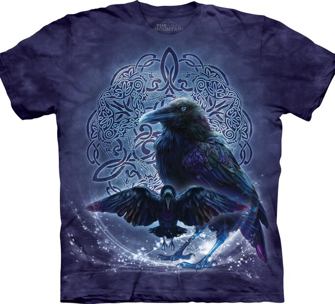 Celtic Raven Adult