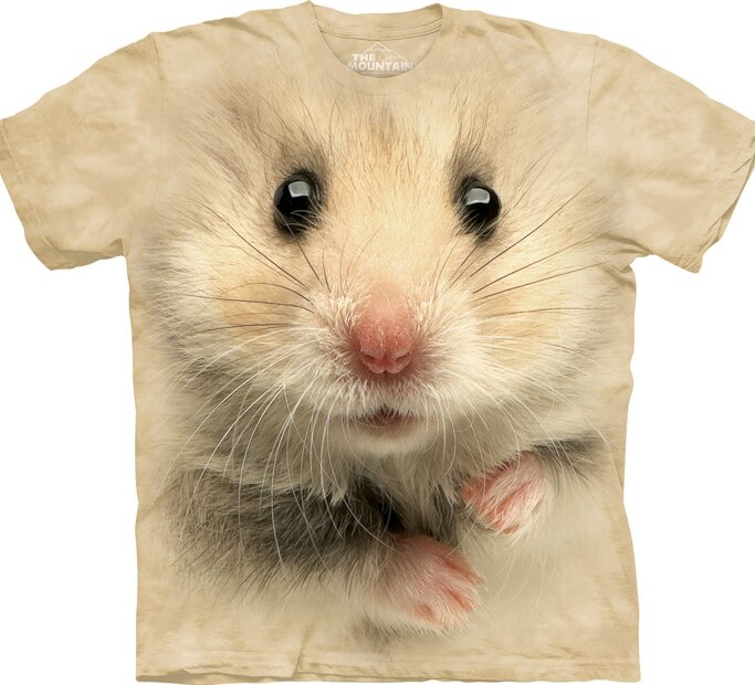 Hamster face Adult
